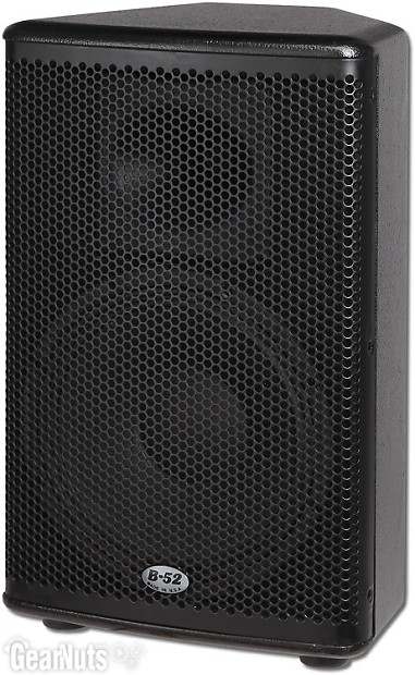 b 52 matrix 1500 active pa system reverb. Black Bedroom Furniture Sets. Home Design Ideas