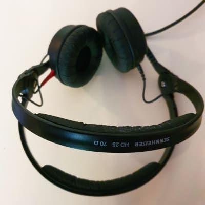Sennheiser HD 25 Plus Studio Headphones