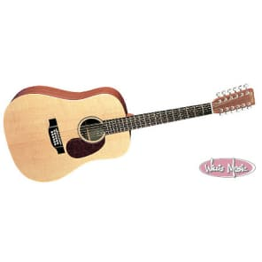 Martin D12X1AE Dreadnought Ac/El 12String Fishman Sonitone for sale