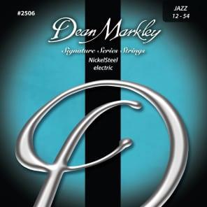Dean Markley 2506 Nickel Steel Electric Guitar Strings - Jazz (12-54)