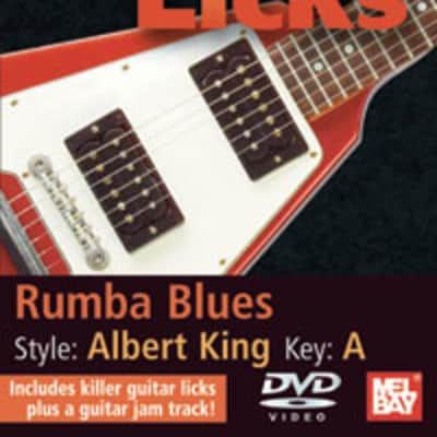 Opinion, actual, albert guitar king lick