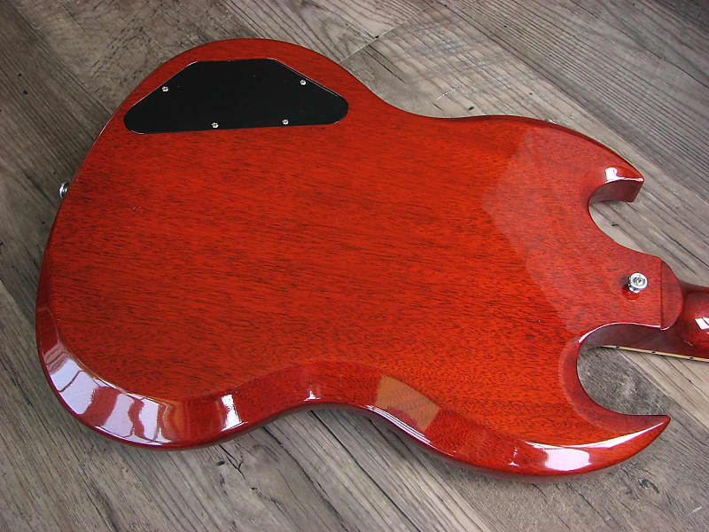 2007 Gibson Sg Standard Cherry Awesome Reverb
