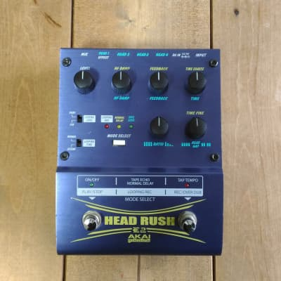 Akai E2 Headrush Delay/Looper for sale