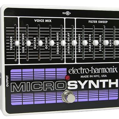Electro Harmonix MicroSynth for sale
