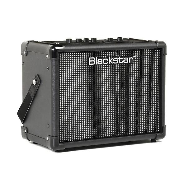 blackstar stereo 10 id core programmable amplifier reverb. Black Bedroom Furniture Sets. Home Design Ideas