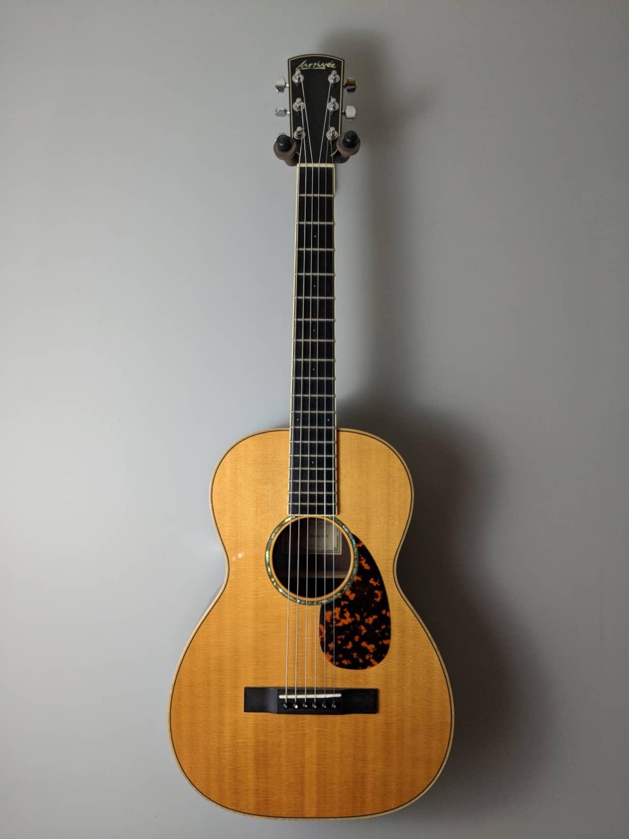 Q Auto Jacksonville >> 2007 Larrivee P-09R Parlor 12 Fret Acoustic Guitar   Reverb