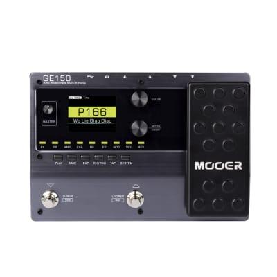 Pedalera multi-efectos Mooer GE-150 para guitarra