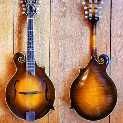 Mandolin Custom F-5 for sale