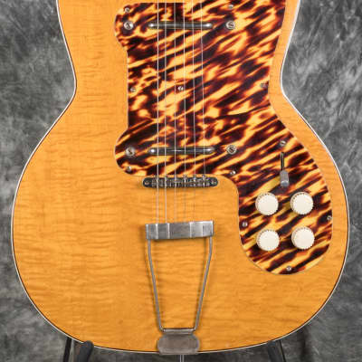 1957 Kay Thin Twin Jimmy Reed Blonde for sale