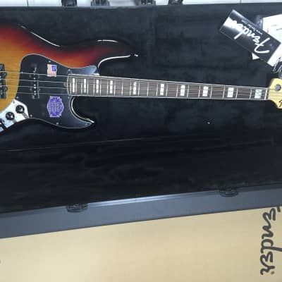 Fender American Deluxe Jazz Bass NEW 2013 Open box for sale