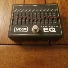 MXR Ten Band Graphic Equalizer