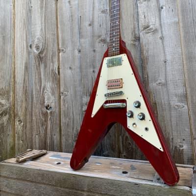 ELECTRA 2236 Flying Wedge aka James Hetfield's Flying V Metallica for sale