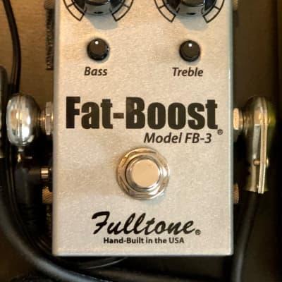 Fulltone Fat Boost FB-3