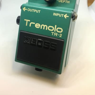Boss TR-2 Tremolo - Dex Audio Modified