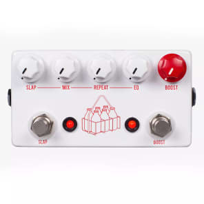 JHS The Milkman Echo Slap/Delay/Boost