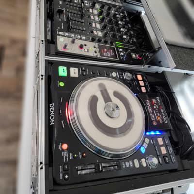 Denon DJ complete system w/coffin