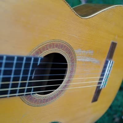 Manouk Papazian Classical Guitar 1959 for sale