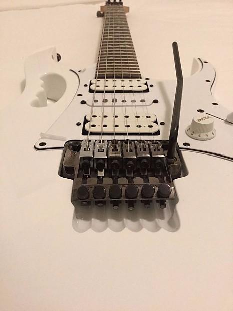 Ibanez Jem Jr 2015 White Upgrades