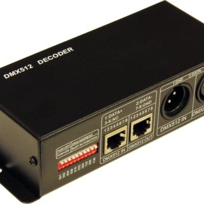 Blizzard KOMPLY-DMX 4-Channel (RGBW) DMX Decoder, 4x12V Outputs