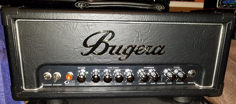 bugera g5 infinium 5w class a tube amp head bst llc reverb. Black Bedroom Furniture Sets. Home Design Ideas