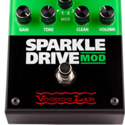 Voodoolabs Sparkle Drive Mod