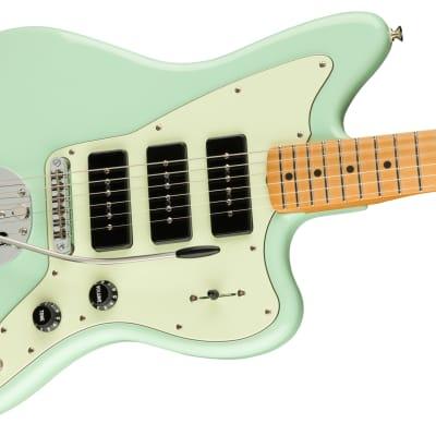 Fender Noventa Jazzmaster, Maple Fingerboard, Surf Green 541