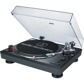 Audio-Technica AT-LP120-USB Direct Drive Professional Turntable