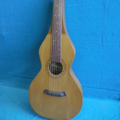 knutsen weissenborn style hawaiian guitar for sale