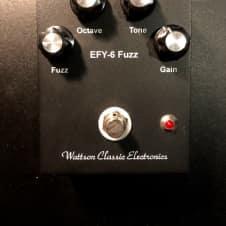 Wattson EFY-6 Fuzz