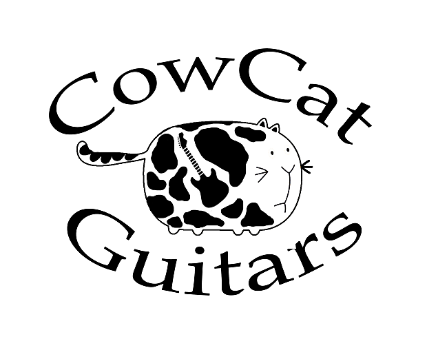 Cowcat Guitars T Shirt