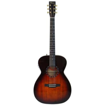 Norman Studio B50 CH Burnt Umber HG Presys Acoustic Guitar for sale