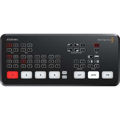 Blackmagic Design BMD-SWATEMMINI ATEM Mini Camera Switcher