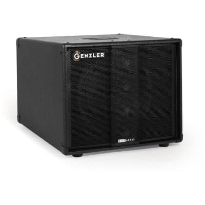 "Genzler Amplification BA12-3-SLT Bass Array Slant 1x12"" 350-Watt 8 Ohm Extension Cabinet"
