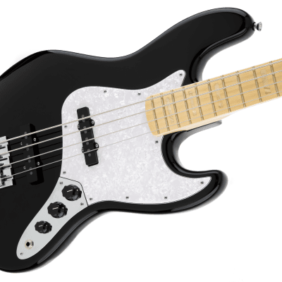 Fender Geddy Lee 4-String USA Jazz Bass Rush Black Finish - Authorized Dealer - SAVE Big! Case! for sale