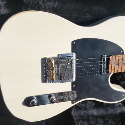 Jet City Telecaster  2019 light relic Mary Kay for sale
