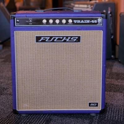 Fuchs Train 45 1x12 combo amp Purple  - Dancing with the stars unit! Refurbished!