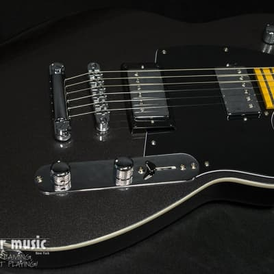 Reverend Charger HB Electric Guitar Gun Metal Grey image
