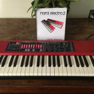 Nord Electro 2 61w/ Original Manual in Perfect Shape