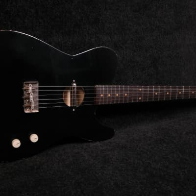 RebelRelic  Convertible T  Semi Acoustic Black for sale