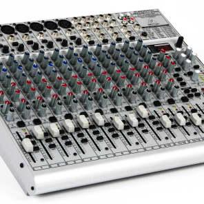 Behringer Eurorack UB2222FX-Pro 22-Input 2/2-Bus Mic / Line Mixer