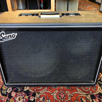 1965 Sano Supersonic Amplifier for sale