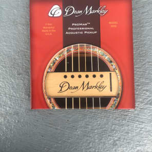 Dean Markley Pro Mag Professional 3050 With Volume Slider Wood for sale