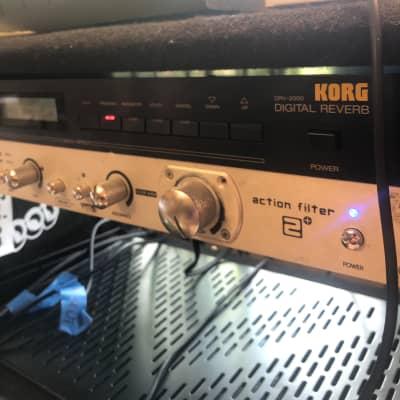 Korg DRV-2000 lo fi reverb