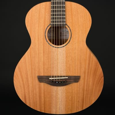 Faith Nomad Mini Neptune Mahogany Electro Acoustic with Gig Bag for sale