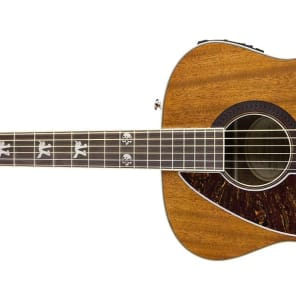 Fender Tim Armstrong Hellcat w/ Electronics (Left-Handed) Natural