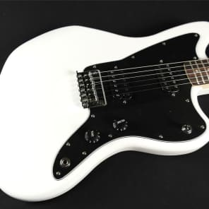 Squier Affinity Series Jazzmaster HH- Rosewood Fingerboard- Arctic White (810) for sale