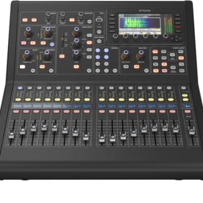 Midas M32 R Live 40 Input Compact Digital Mixer With DN32-Live Card
