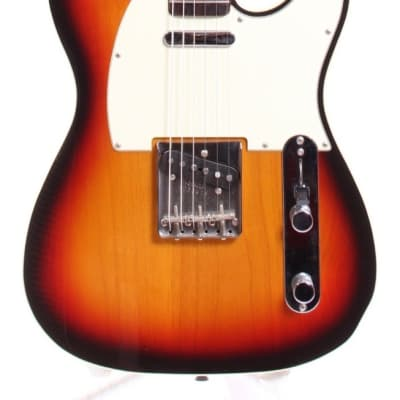 2002 Fender Telecaster Custom '62 Reissue sunburst for sale