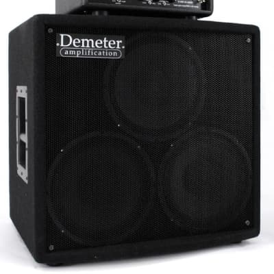 "Demeter BSC-310 3 x 10"" Bass Speaker Cabinet (w/ Coax High Frequency Driver) *NOT-Pre-Owned"