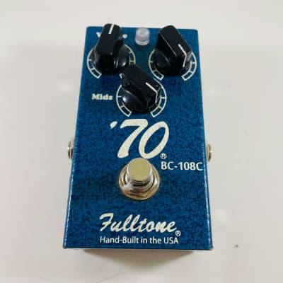 Fulltone '70 *Sustainably Shipped*